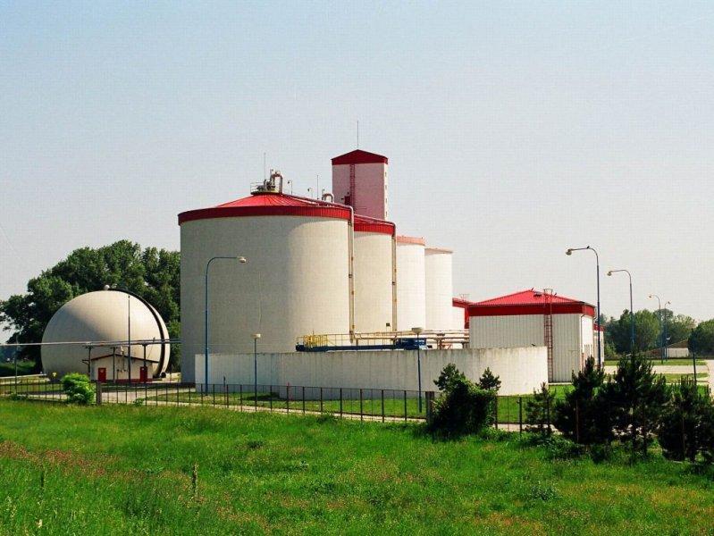 cc30224c3 Čistiareň odpadových vôd Bratislava - Petržalka
